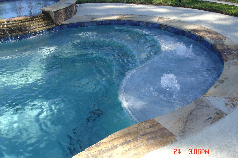 Custom Pool Cypress Spring Tomball Katy Houston