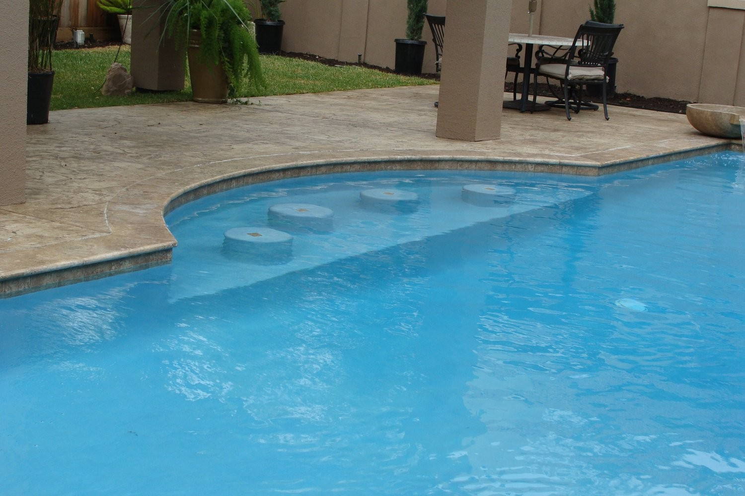 Houston custom pool cypress spring tomball katy for Pool design katy