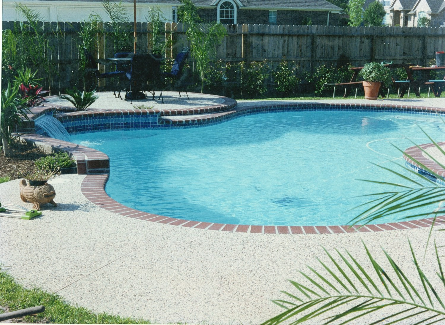 Pool designs spring tomball katy houston cypress for Pool design katy