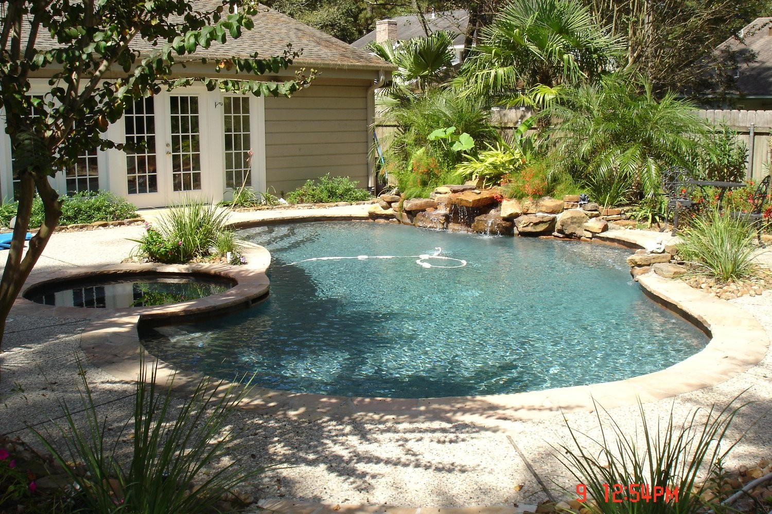 Pool Designs Houston Cypress Spring Tomball Katy