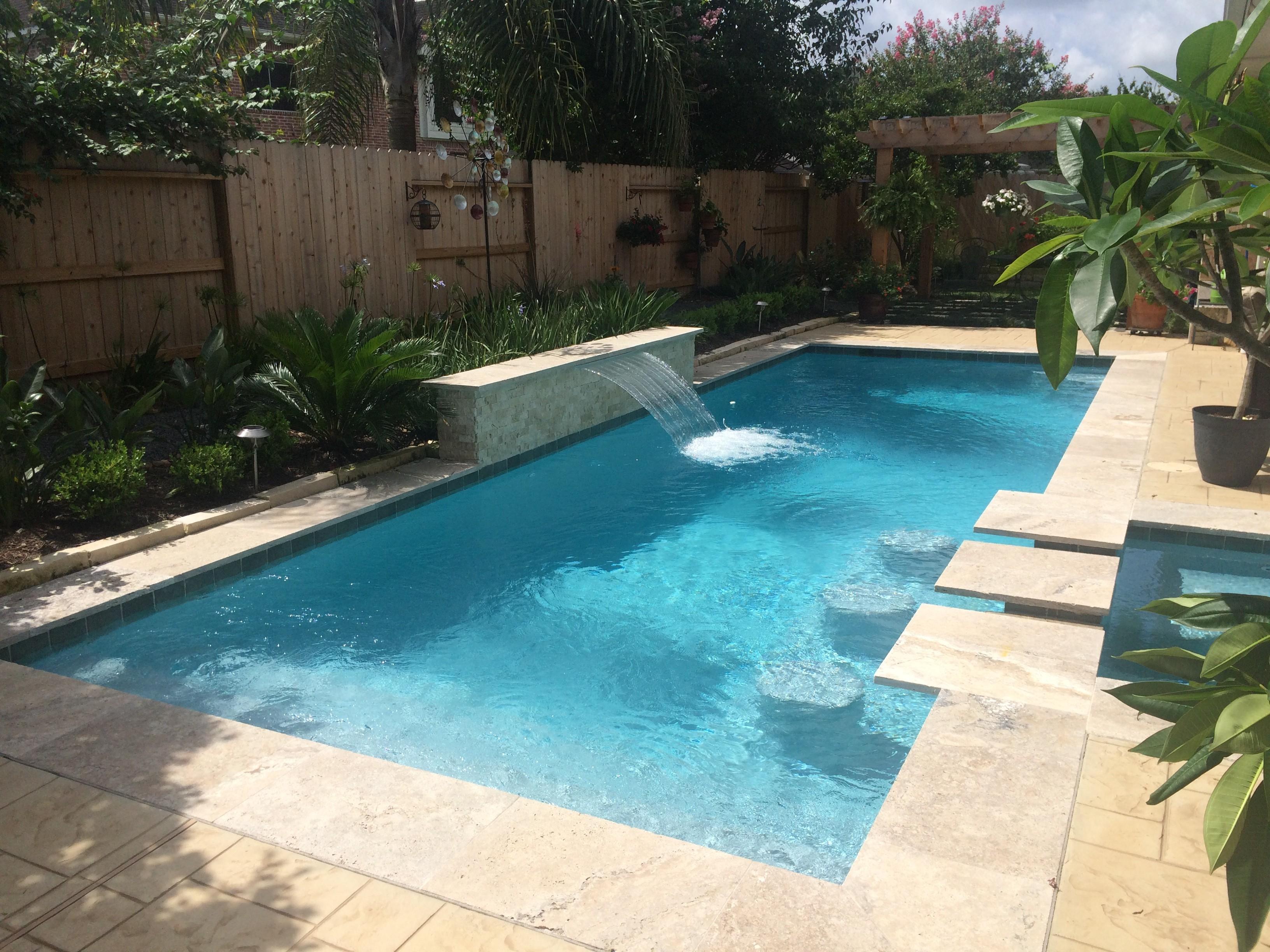 Katy Pool Designs Cypress Spring Tomball