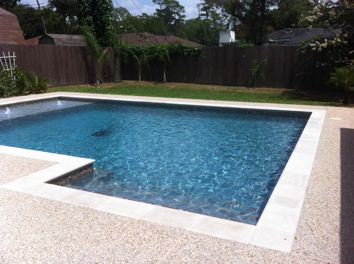 Tomball Pool Designs Katy Houston Cypress Spring