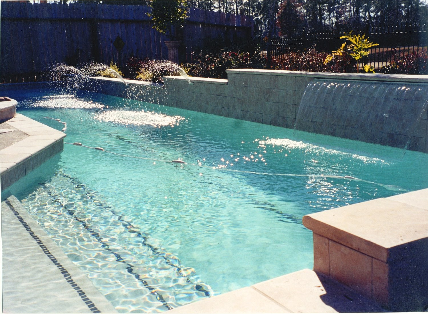 Fascinating 60 cool pools decorating inspiration of cool for Pool design katy