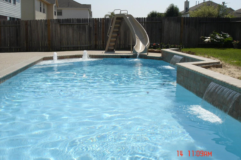 Pool Designs Katy Houston Cypress Spring Tomball