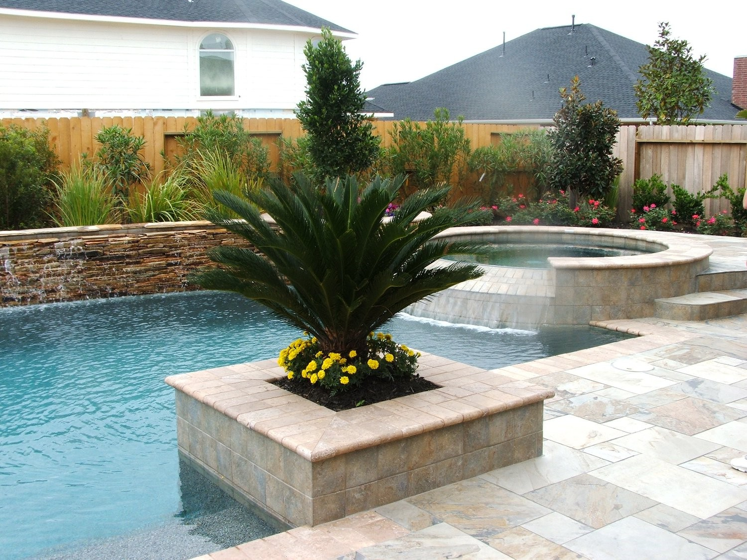 Swimming pool design cypress spring tomball katy houston for Pool design katy